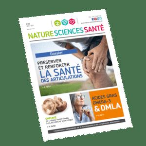 Abonnement 1 an au Magazine Nature Sciences Santé