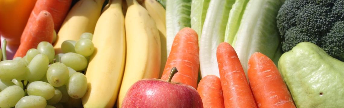Fruits et légumes et santé mentale