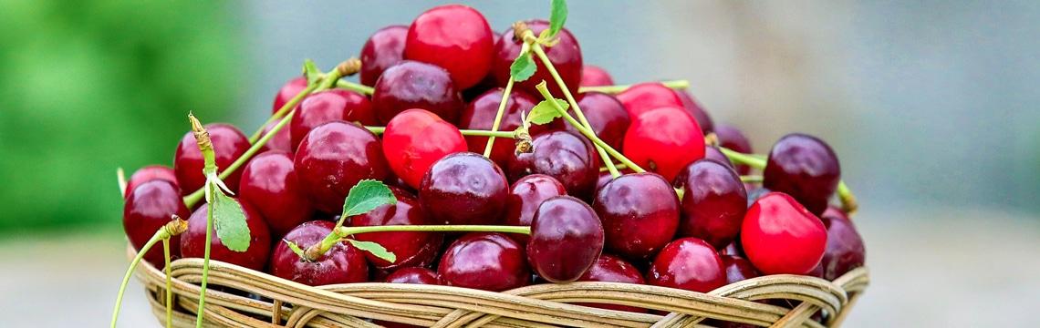 Cerises, pression sanguine et cholestérol