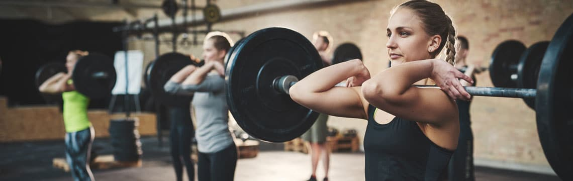 Collagène, exercices physiques et force musculaire