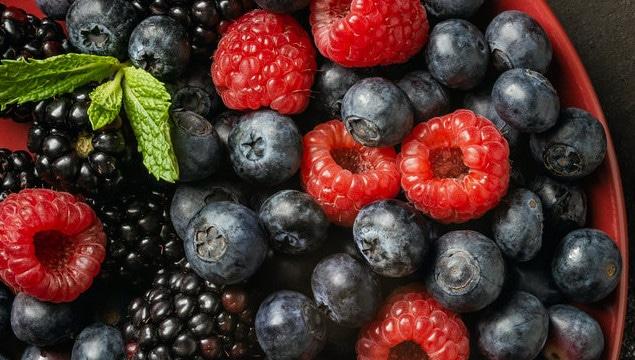Flavonoïdes et humeur post-partum